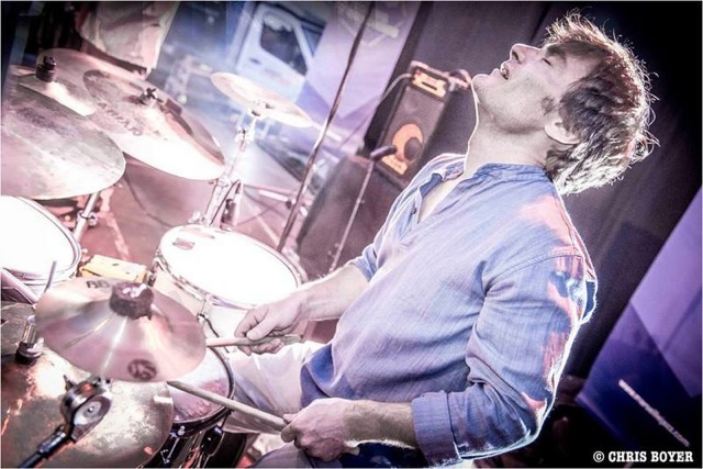 BRUNO BERTRAND DRUMS SOCIAL CLUB